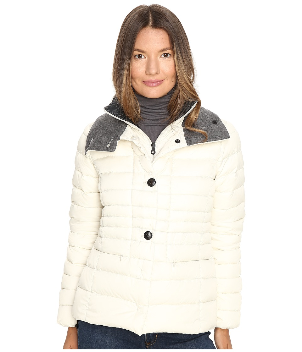 DUVETICA - Ainslee Quilted Down Jacket (Papiro) Women's Coat