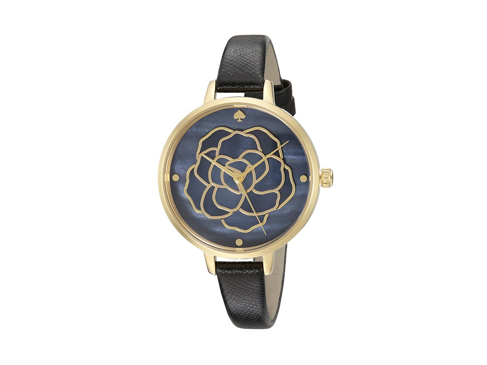 Kate Spade New York - Metro Watch - KSW1182 (Black/Gold) Watches