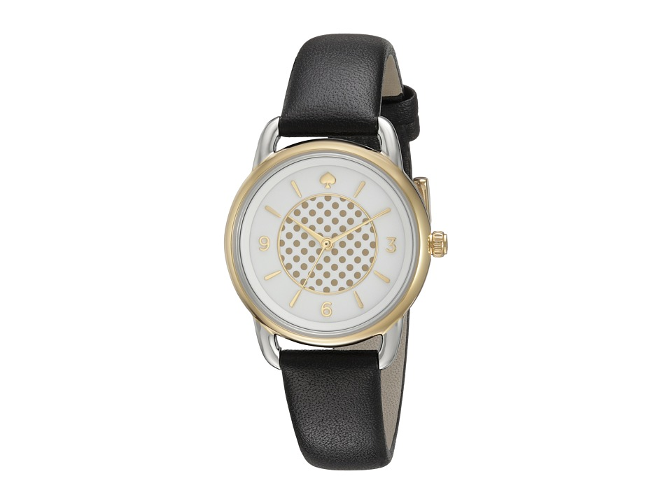Kate Spade New York - Boathouse Watch - KSW1162 (Black/Two-Tone) Watches