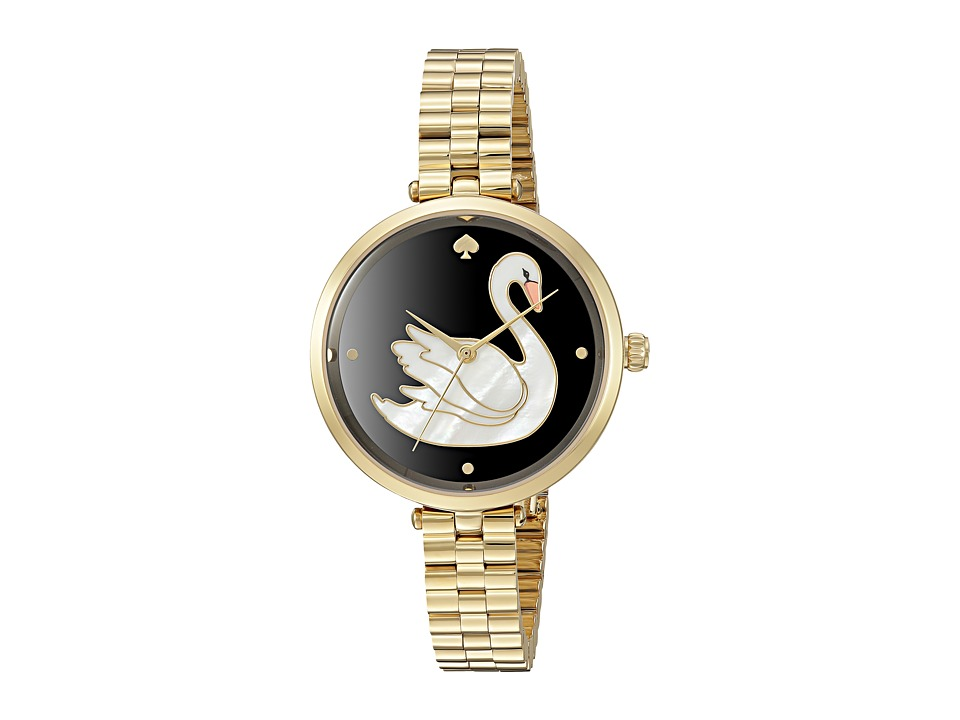 Kate Spade New York - Holland Watch - KSW1177 (Gold) Watches