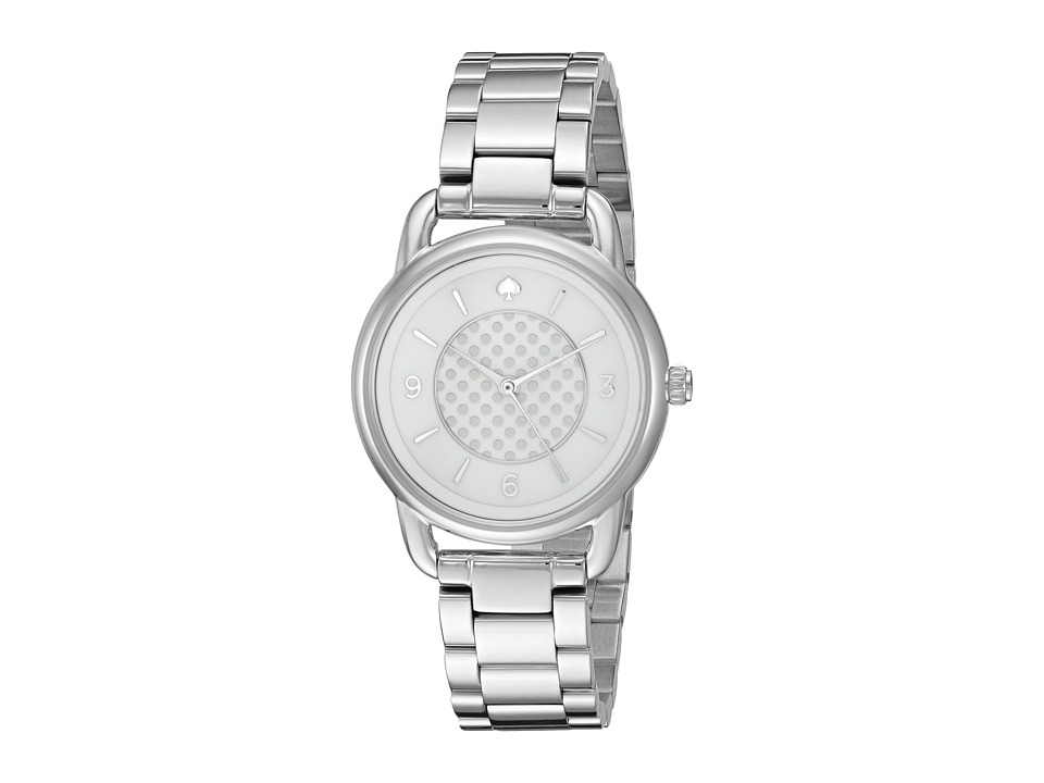 Kate Spade New York - Boathouse Watch - KSW1165 (Silver) Watches