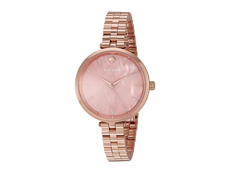 Kate Spade New York - Holland Watch - KSW1158 (Rose Gold) Watches