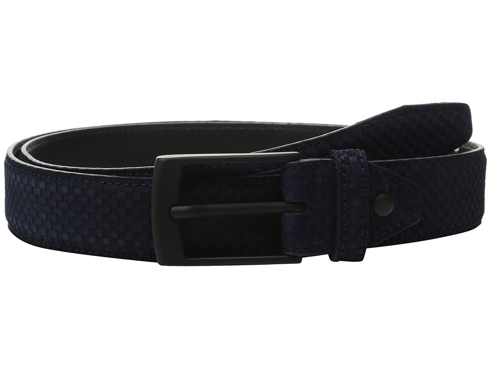 BUGATCHI - Palermo (Blue) Men's Belts