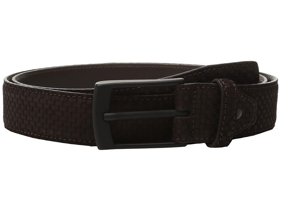 BUGATCHI - Palermo (Castagna) Men's Belts