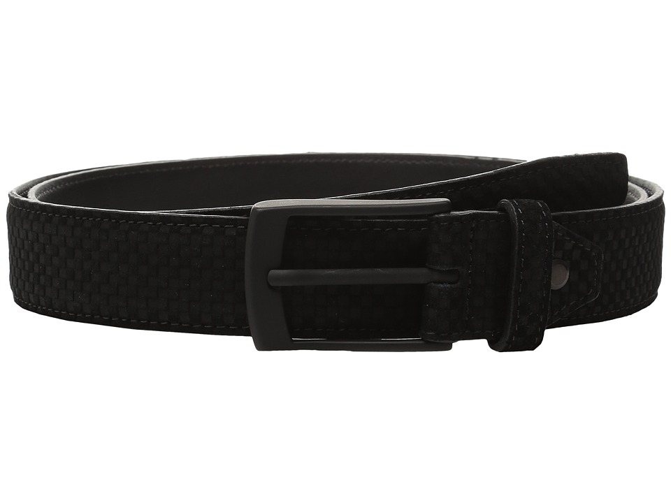 BUGATCHI - Palermo (Nero) Men's Belts