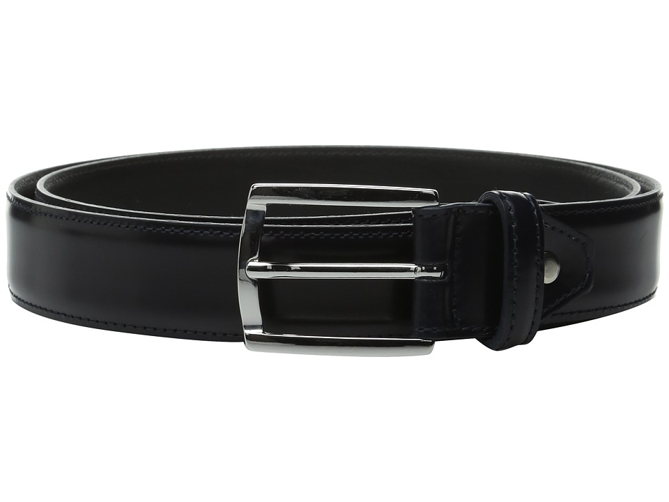 BUGATCHI - Roma (Blue) Men's Belts