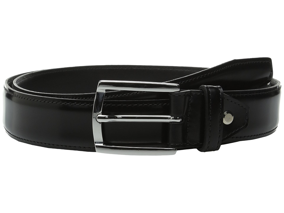 BUGATCHI - Roma (Nero) Men's Belts
