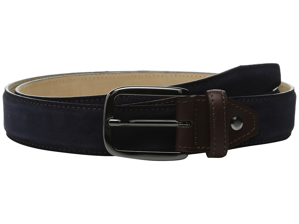 BUGATCHI - Florence (Navy) Men's Belts