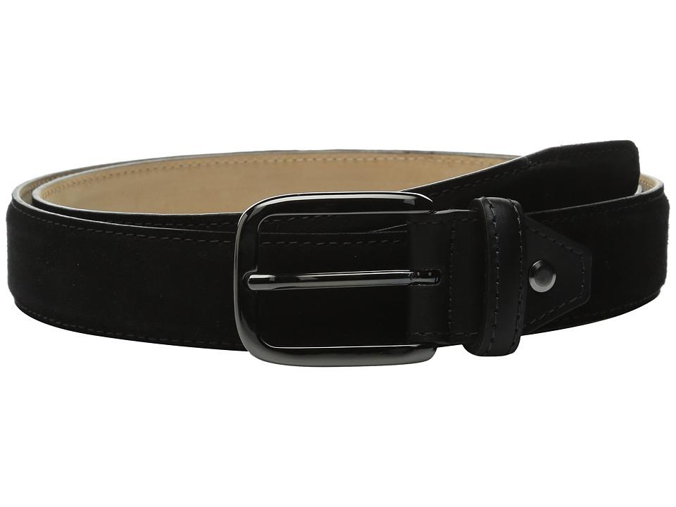 BUGATCHI - Florence (Nero) Men's Belts