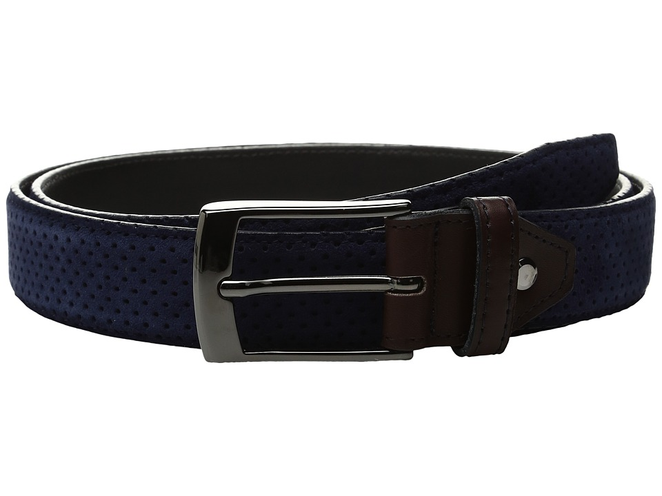 BUGATCHI - Milan (Blue) Men's Belts