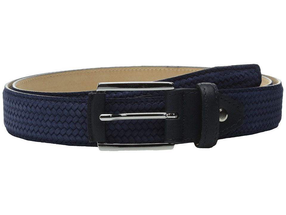 BUGATCHI - Napes (Indaco) Men's Belts