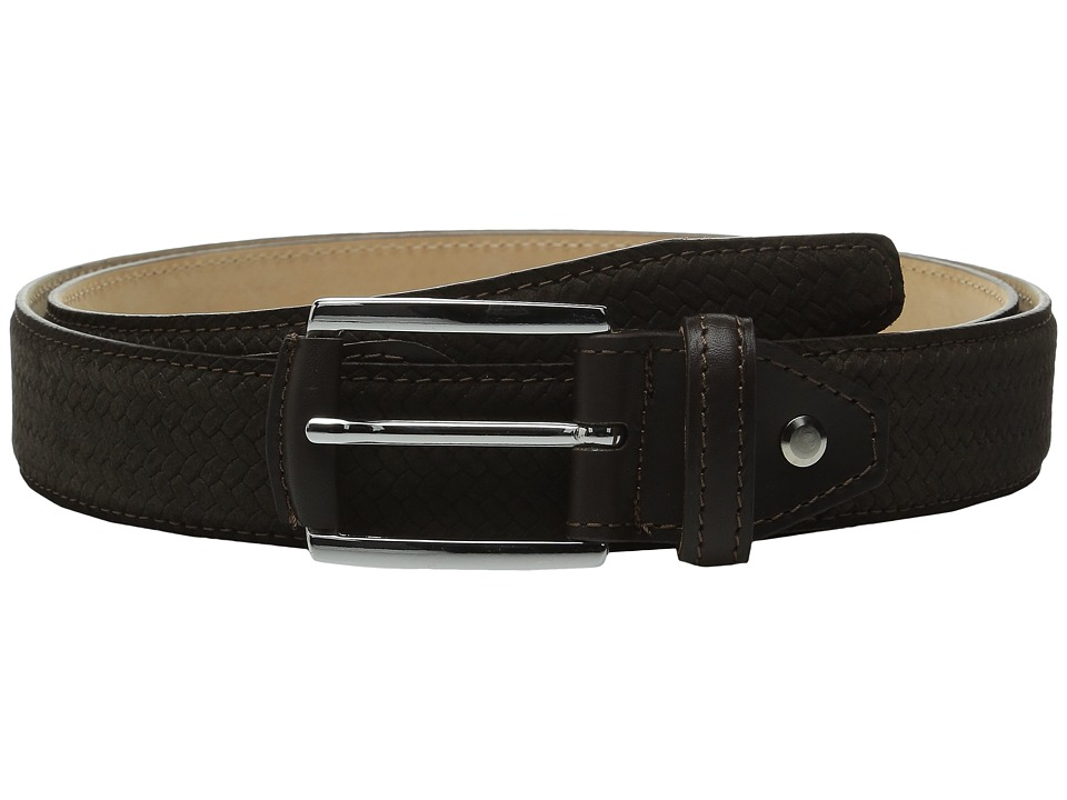 BUGATCHI - Napes (Testa Di Moro) Men's Belts