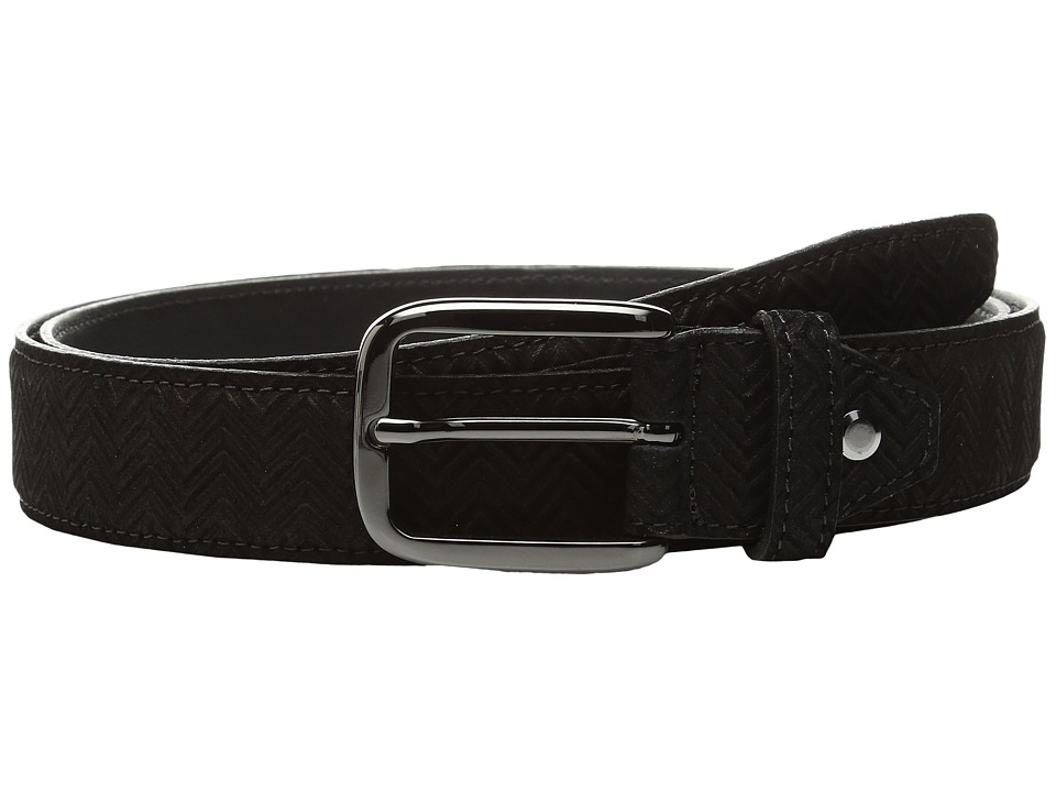 BUGATCHI - Verona (Nero) Men's Belts