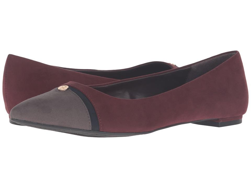 Tommy Hilfiger - Thalia 3 (Merlot/Marine) Women's Shoes