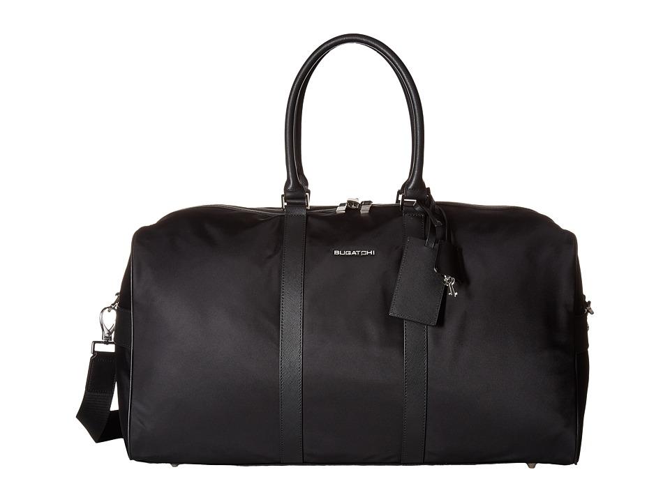 BUGATCHI - Livorno (Black) Bags