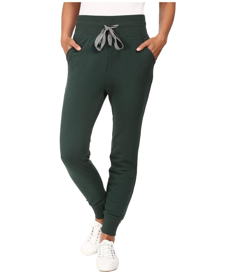 Alternative - Modal Fleece Jogger (Fir Green) Women's Casual Pants