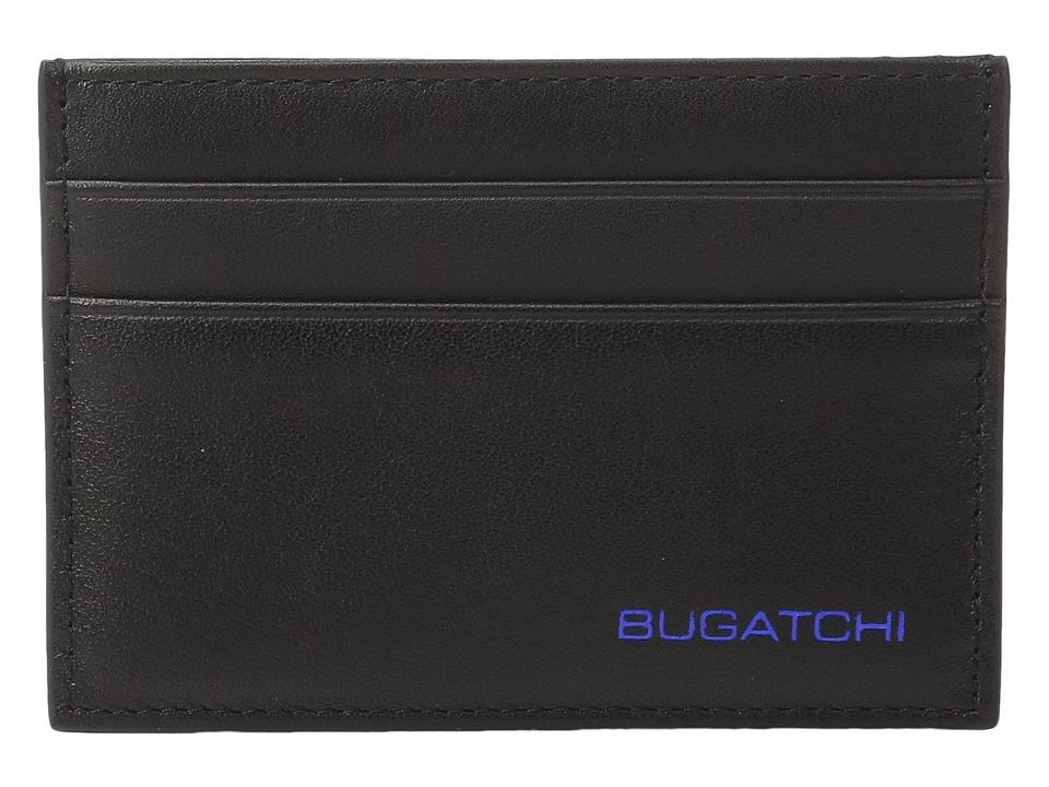 BUGATCHI - lago (Black) Wallet