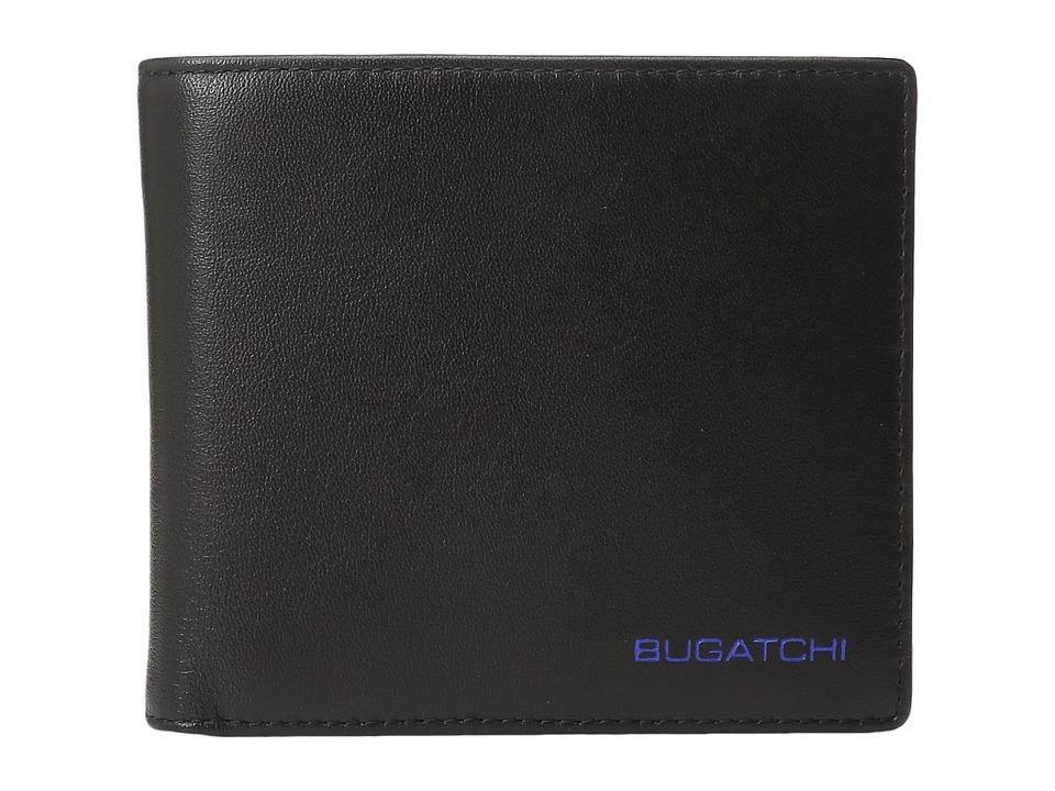 BUGATCHI - Varese (Black) Wallet
