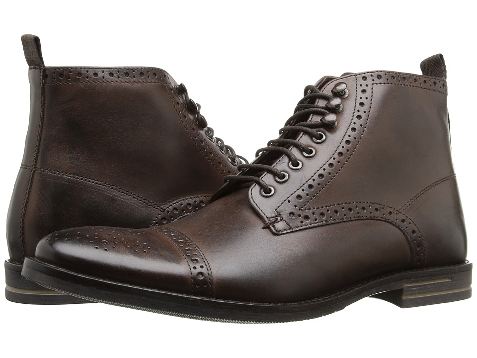 Base London - Beaulieu (Cocoa) Men's Shoes