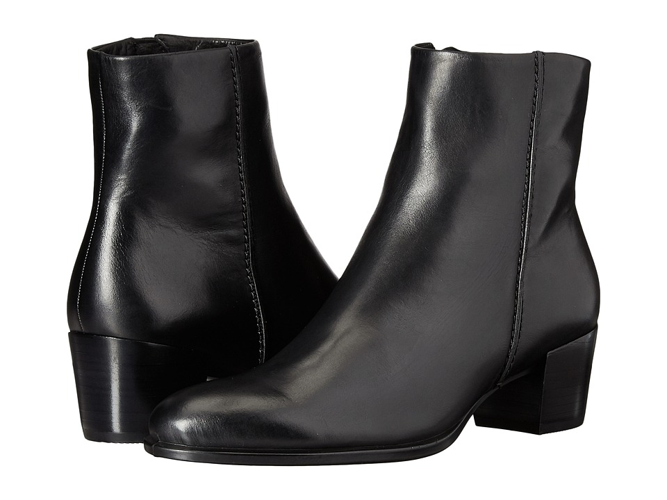 ECCO - Shape 35 Ankle Boot (Black) Women's Boots
