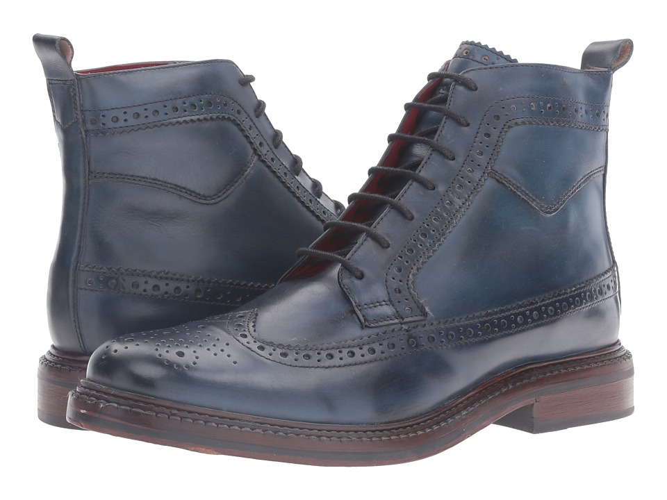 Base London - Manby (Navy) Men's Shoes