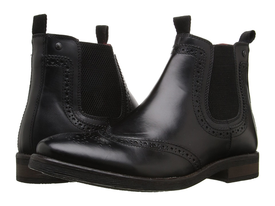 Base London - Southwark (Black) Men's Shoes
