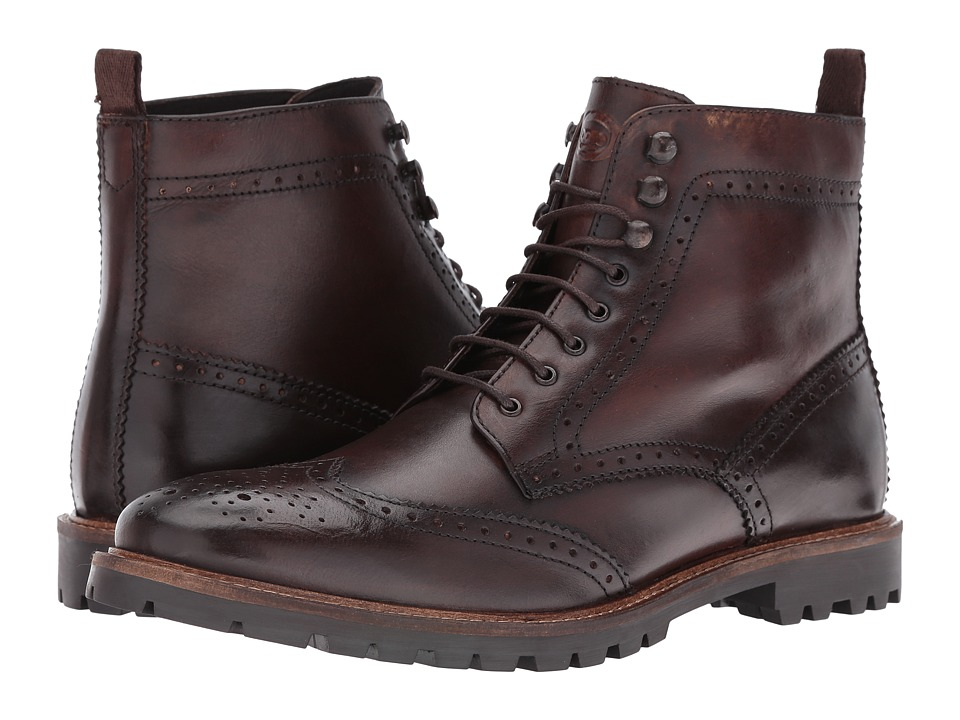 Base London - Troop (Brown) Men's Shoes