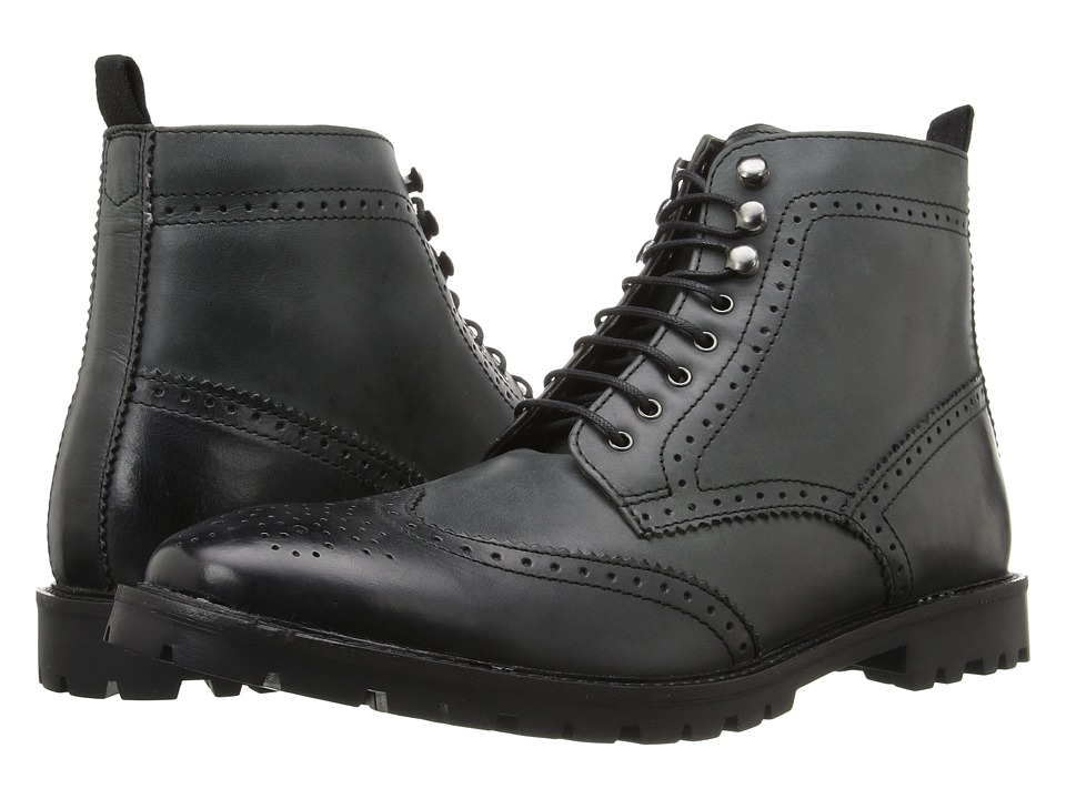 Base London - Troop (Black) Men's Shoes