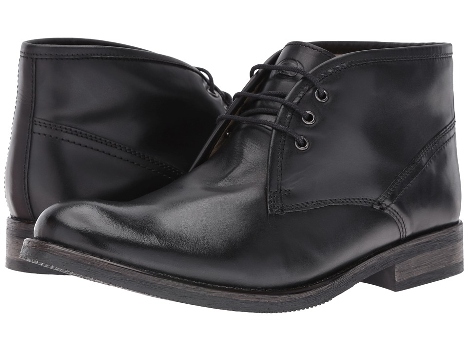 Base London - Kitty (Black) Men's Shoes