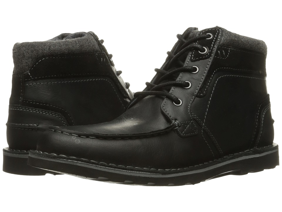 Steve Madden Intrepad (Black) Men