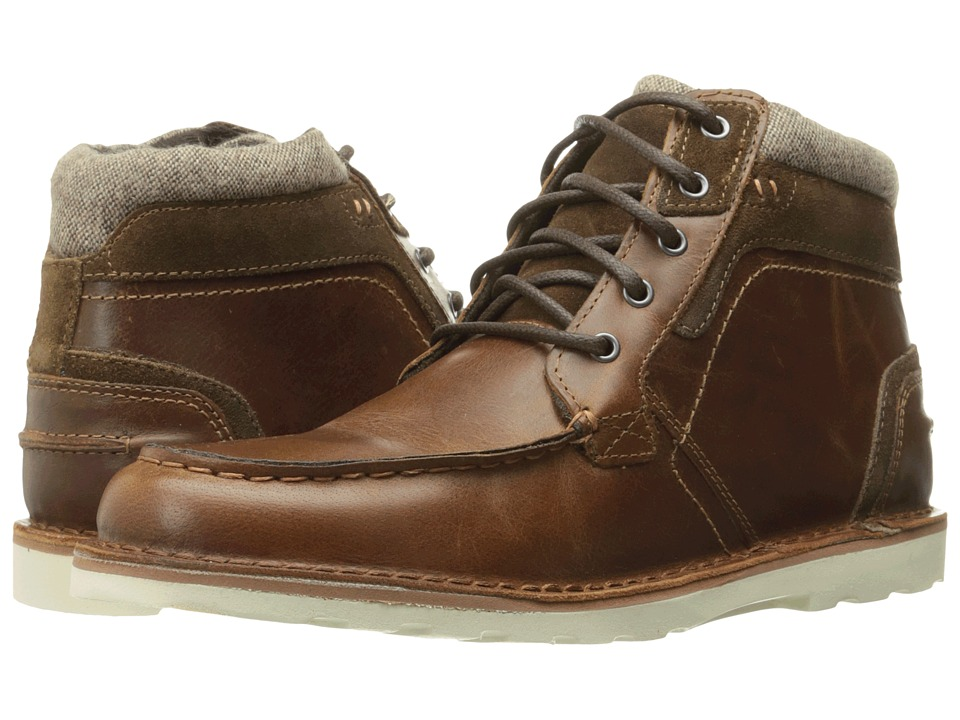 Steve Madden Intrepad (Cognac) Men