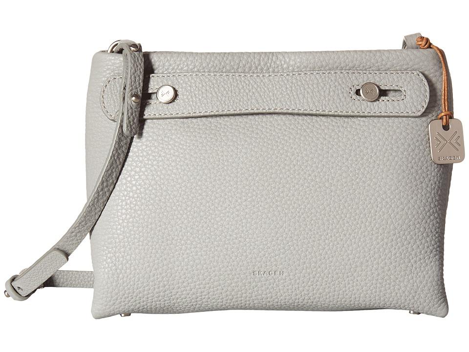 Skagen - Mini Mikkeline Satchel (Light Ash) Satchel Handbags