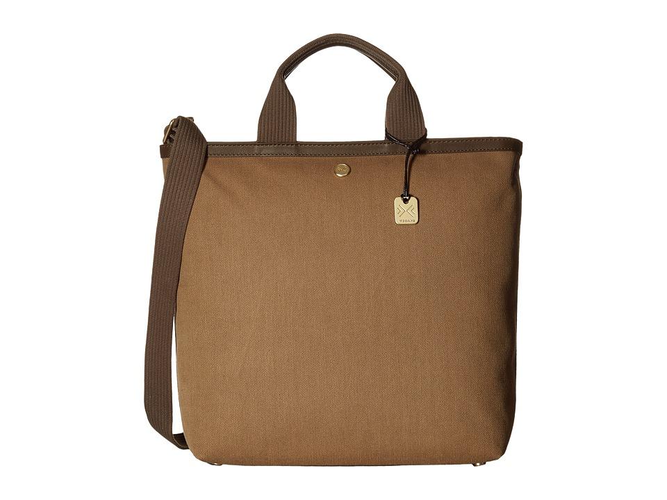 Skagen - Anja Tote (Olive) Tote Handbags