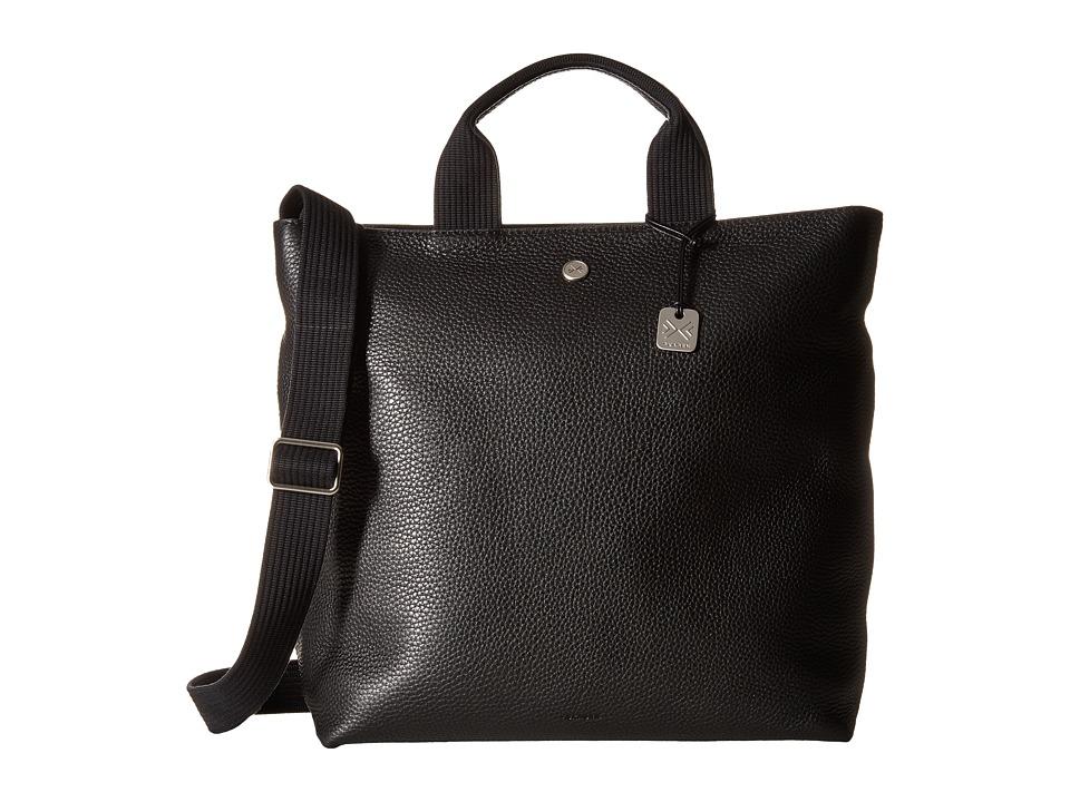 Skagen - Anja Tote (Black) Tote Handbags