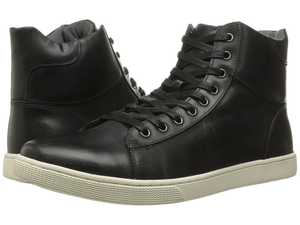Steve Madden - Revolv (Black) Men's Lace-up Boots