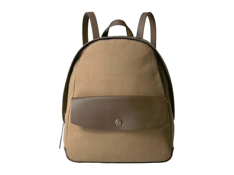 Skagen - Aften Backpack (Olive) Backpack Bags