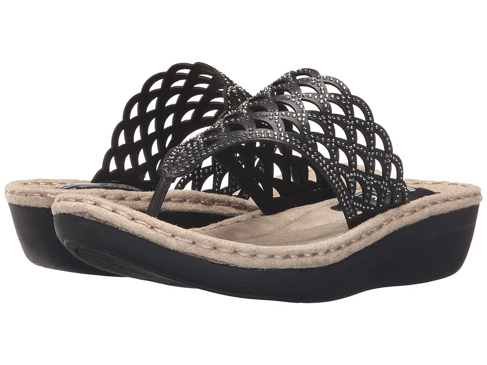 White Mountain - Cameo (Black) Women's Shoes