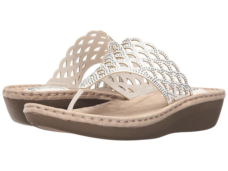 White Mountain - Cameo (White) Women's Shoes
