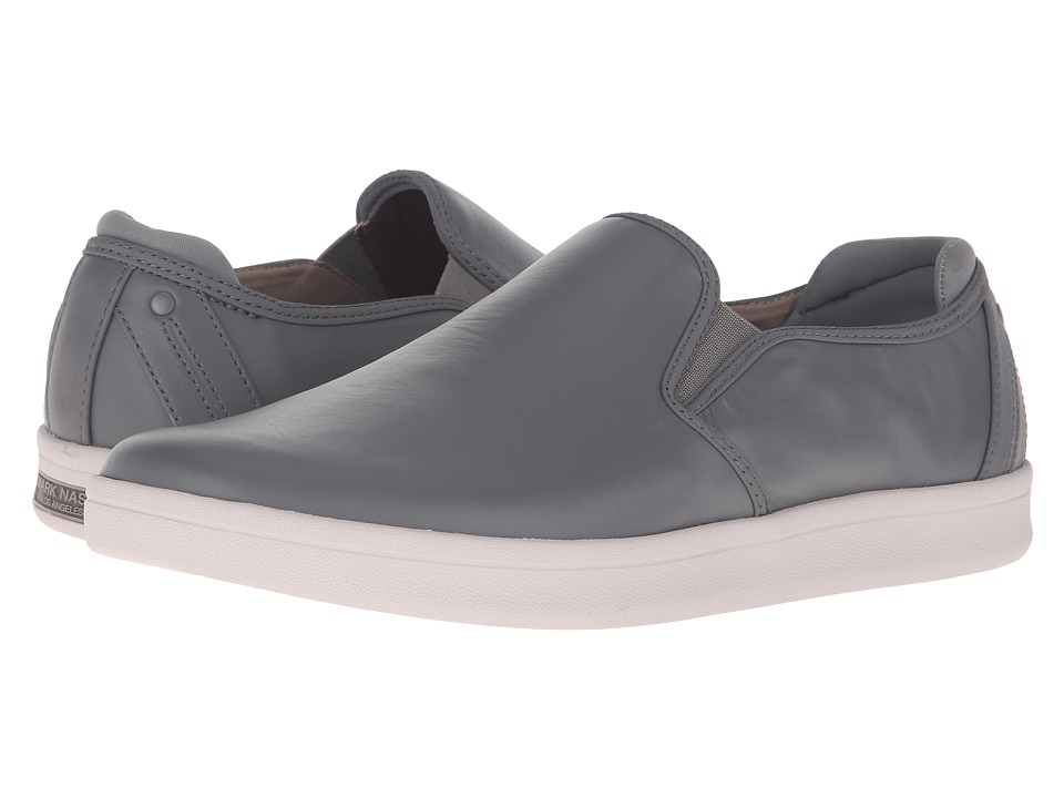 Mark Nason - Silwood (Charcoal Smooth Leather/White Bottom) Men's Shoes