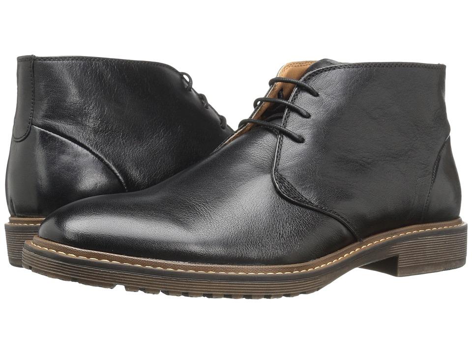 Steve Madden - Sultonn (Black) Men's Boots