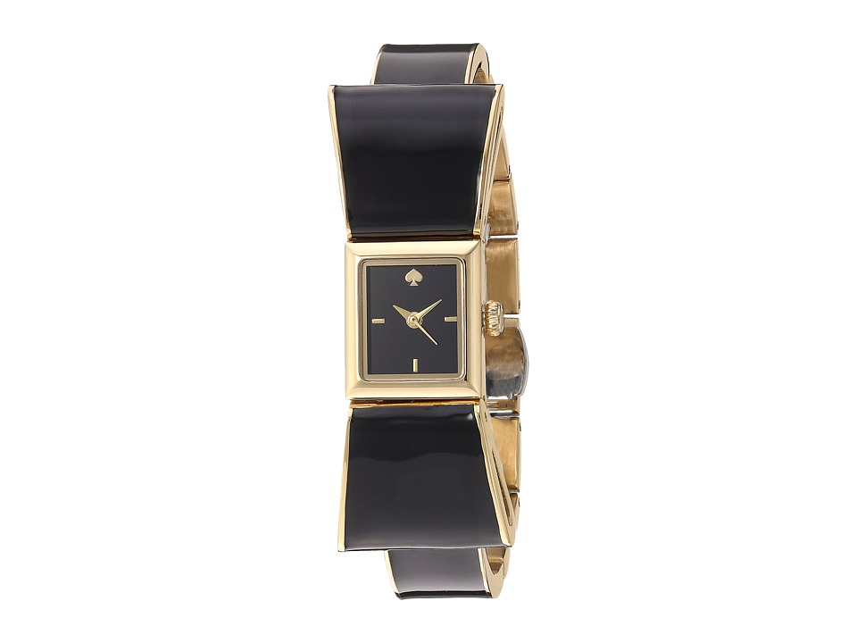 Kate Spade New York - Kenmare Watch - KSW1186 (Black/Gold) Watches