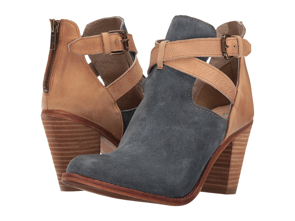 Joe's Jeans - Helsa (Denim/Camel) Women's Shoes