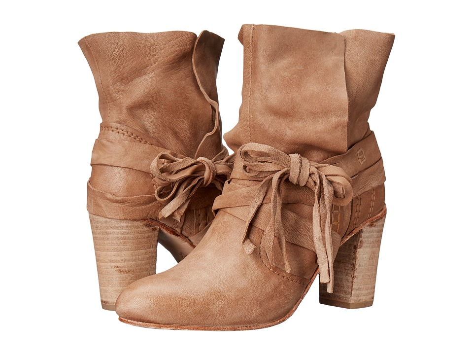 Free People - Seven Wonders Heel Boot (Nude) Women's Dress Boots