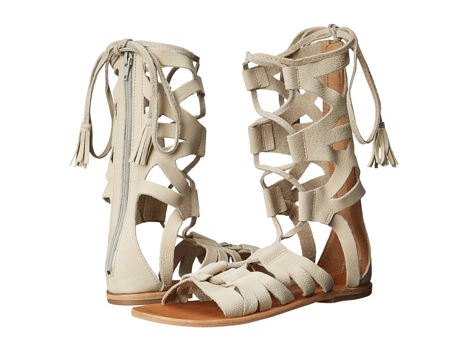 Free People - Mesa Verde Gladiator Sandal (Bone) Women