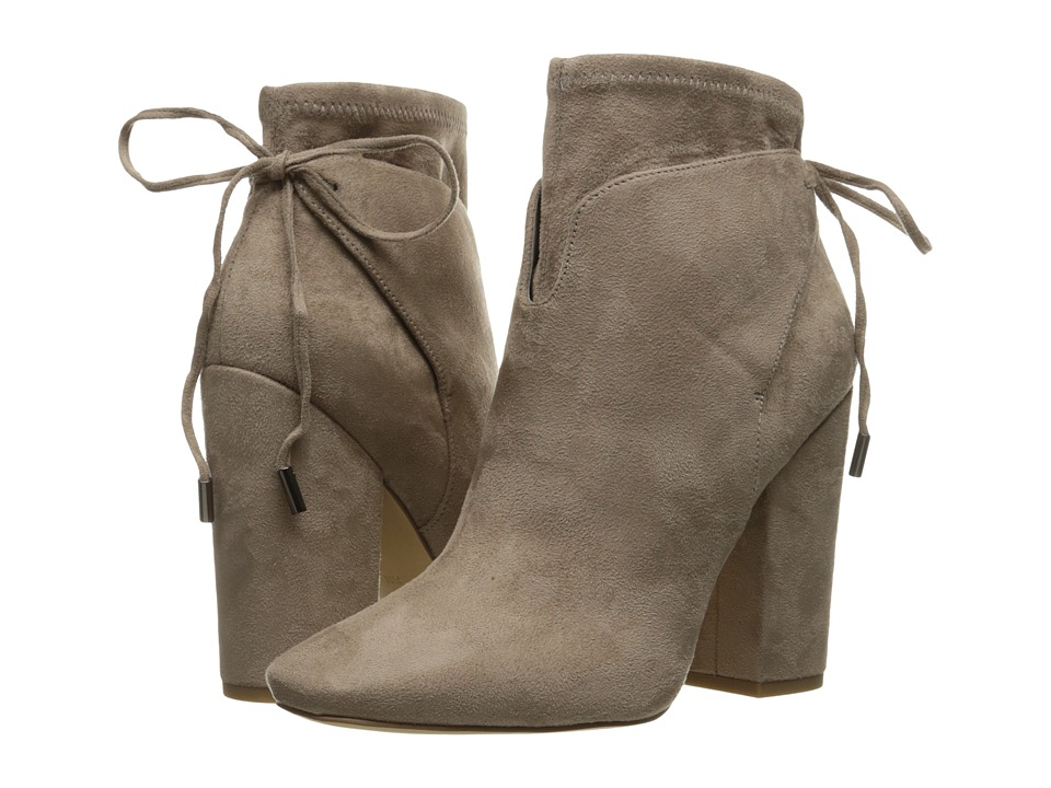 KENDALL + KYLIE - Zola (Medium Natural/Super Fine Suede) Women's Shoes