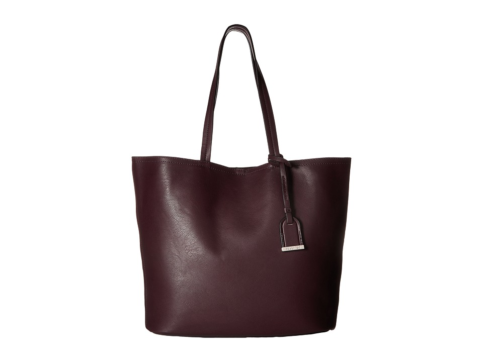 Kenneth Cole Reaction - Clean Slate Tote (Blackberry) Tote Handbags