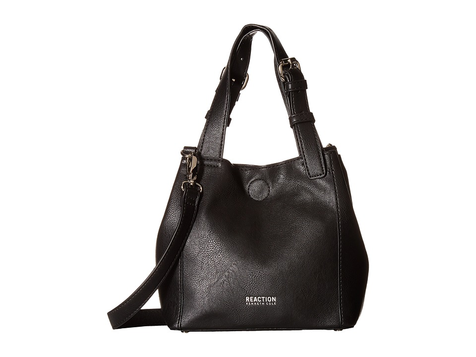 Kenneth Cole Reaction - Tactical Advantage Mini Shopper (Black) Tote Handbags