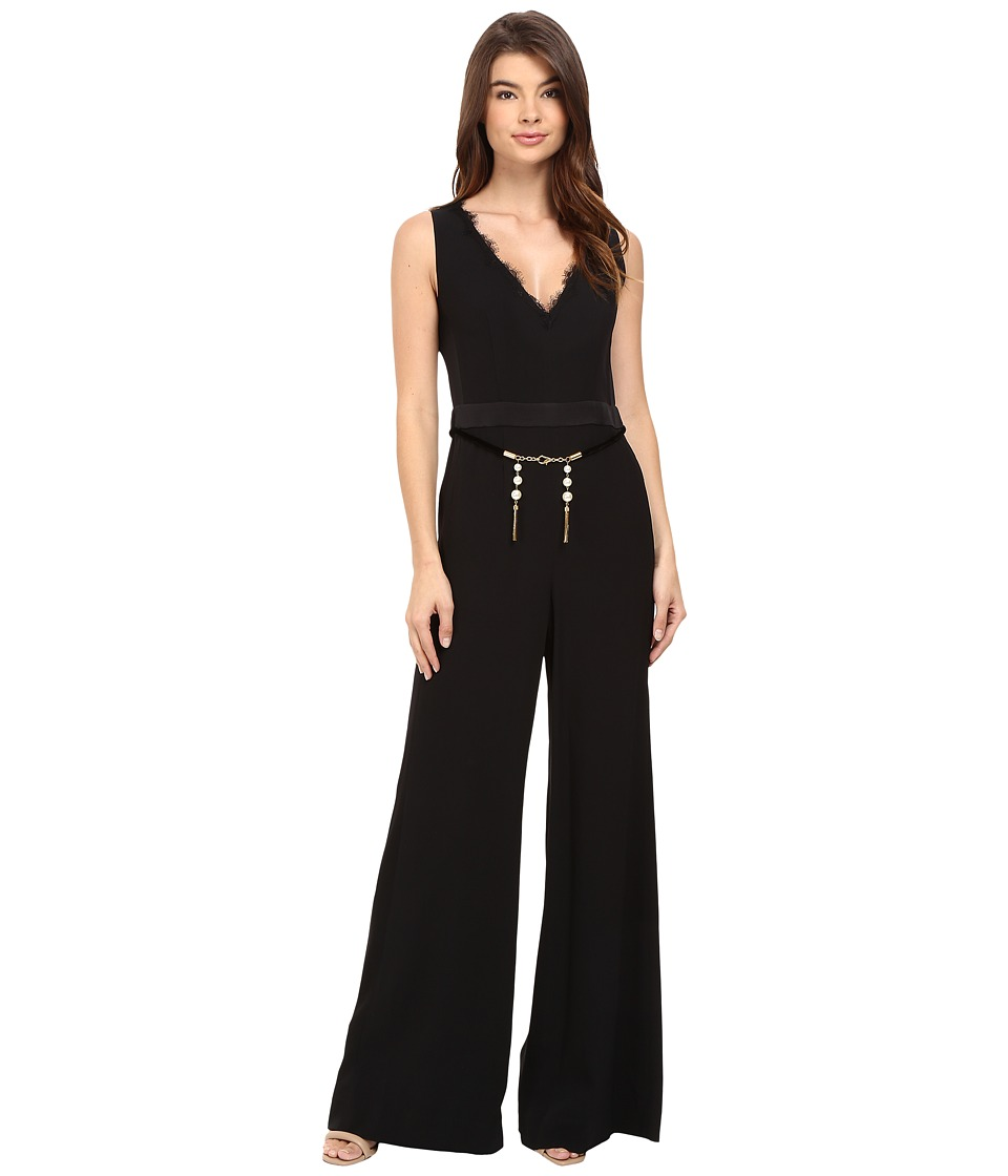 Rachel Zoe - Abby Jumpsuit (Black) Women's Jumpsuit & Rompers One Piece