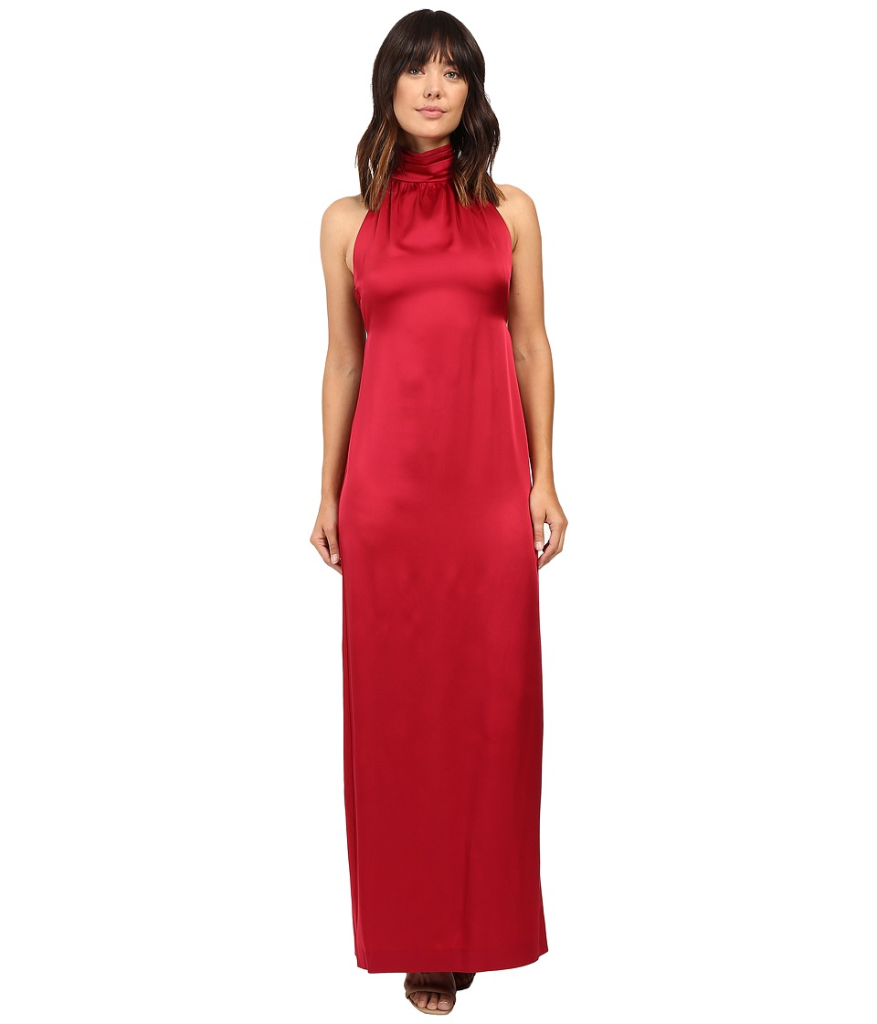 Rachel Zoe - Darby Gown (Berry) Women's Dress