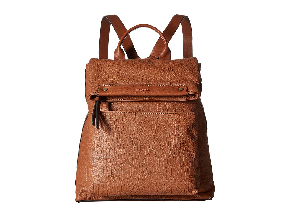 Kenneth Cole Reaction - Hard Soft Backpack (Earth) Backpack Bags
